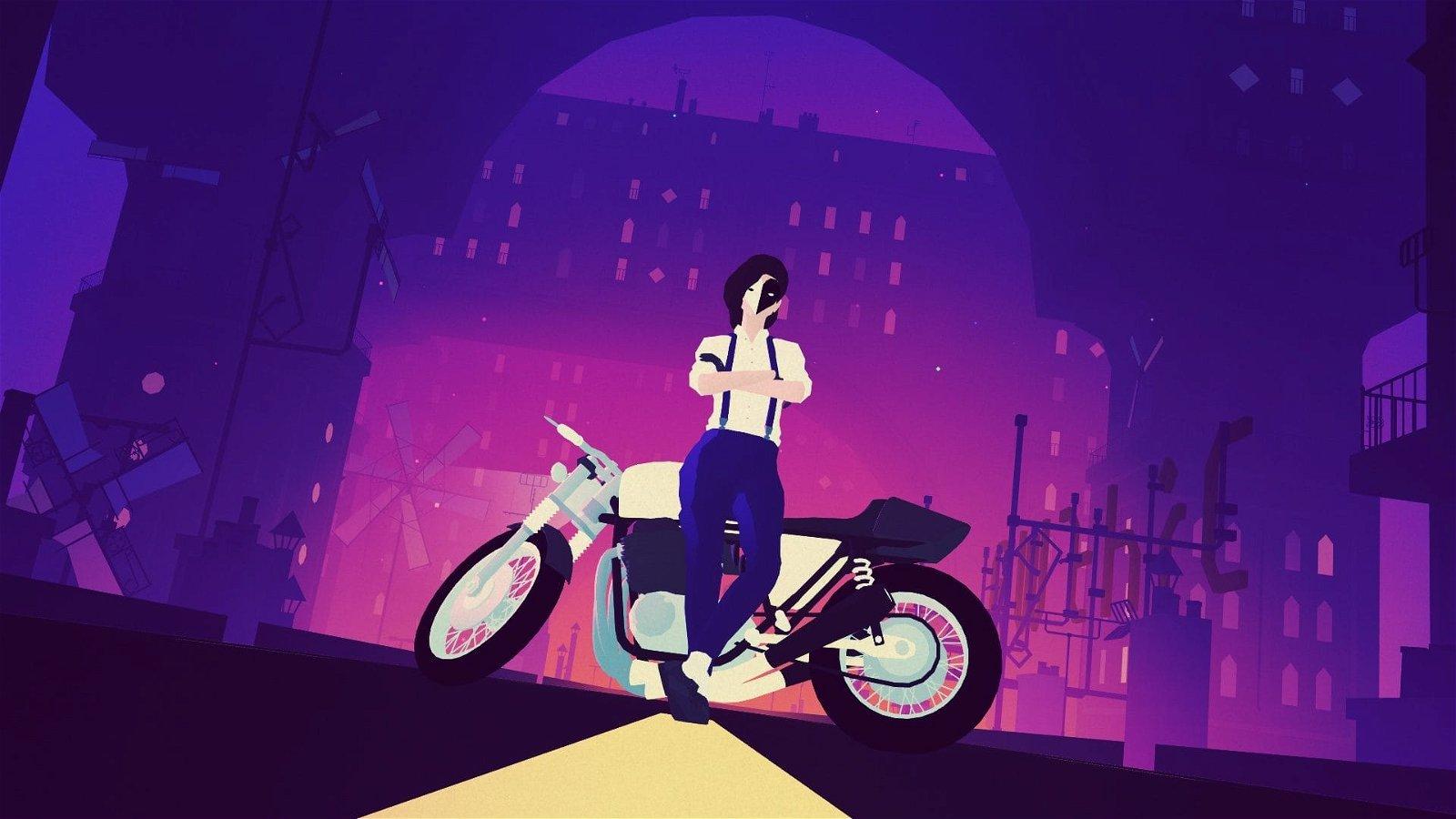 Sayonara Wild Hearts (Switch) Review