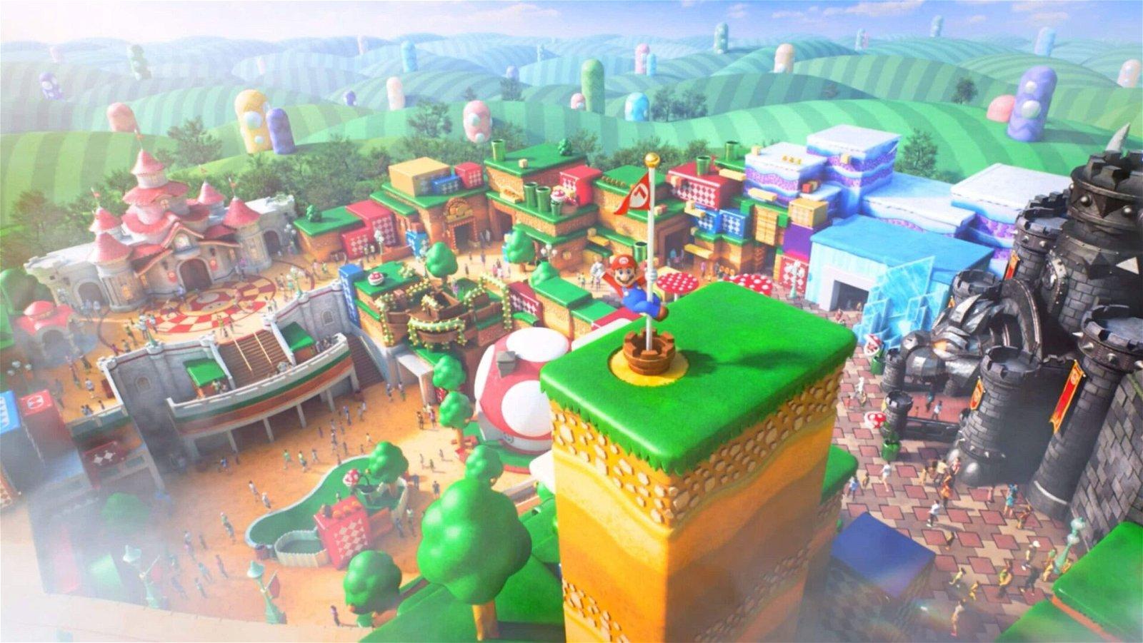 Universal Studios' Nintendo Theme Park Opening In Japan Next Spring 2