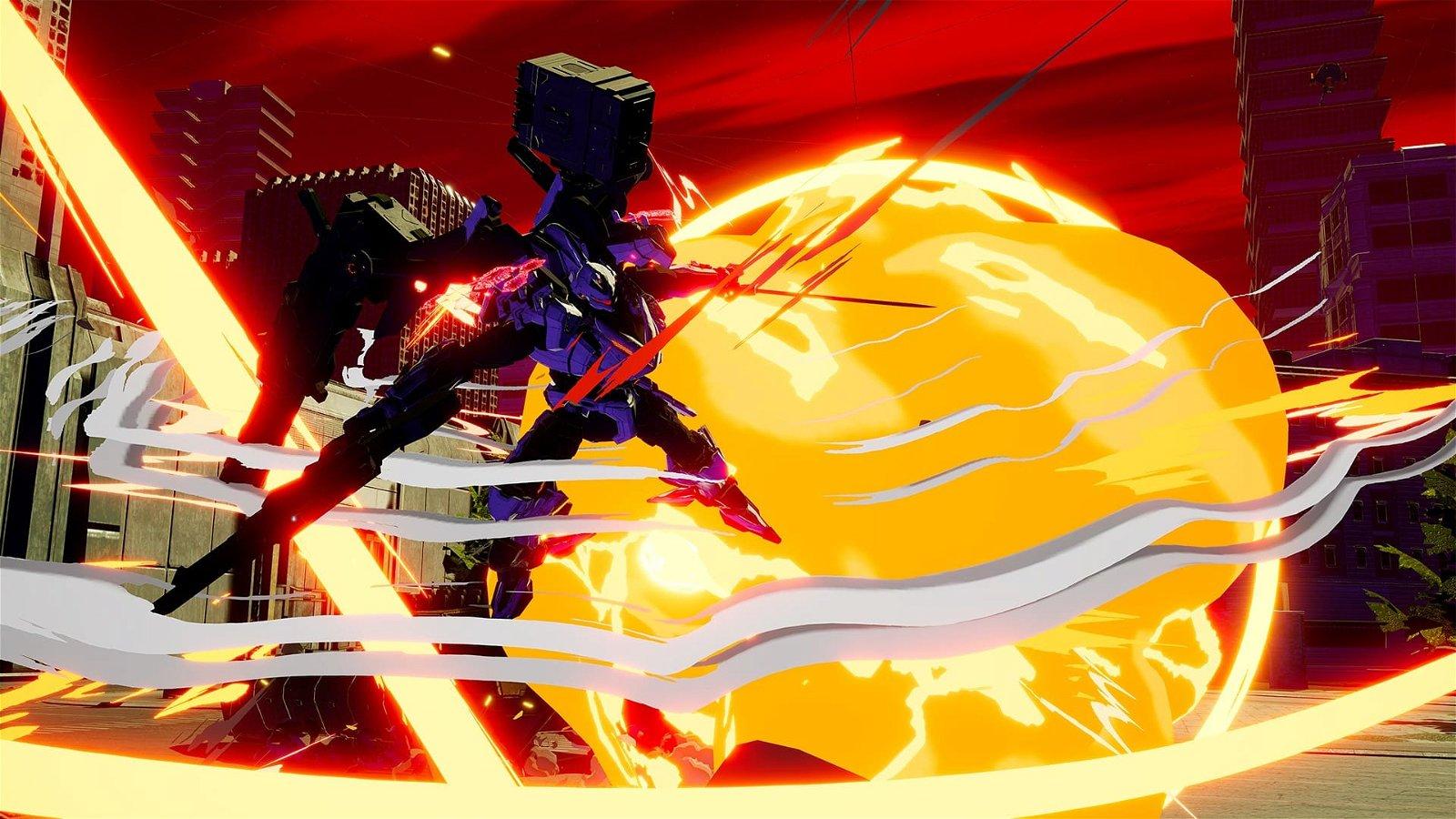 Daemon X Machina (Switch) Review 4