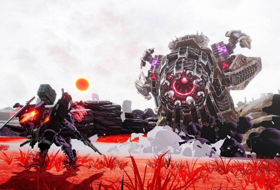 Daemon X Machina (Switch) Review 7