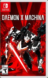 Daemon X Machina (Switch) Review 1