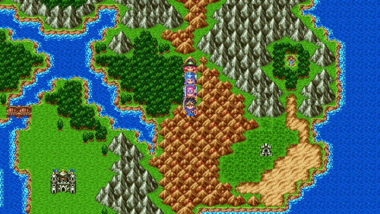 Dragon Quest Original Trilogy (Switch) Review 3