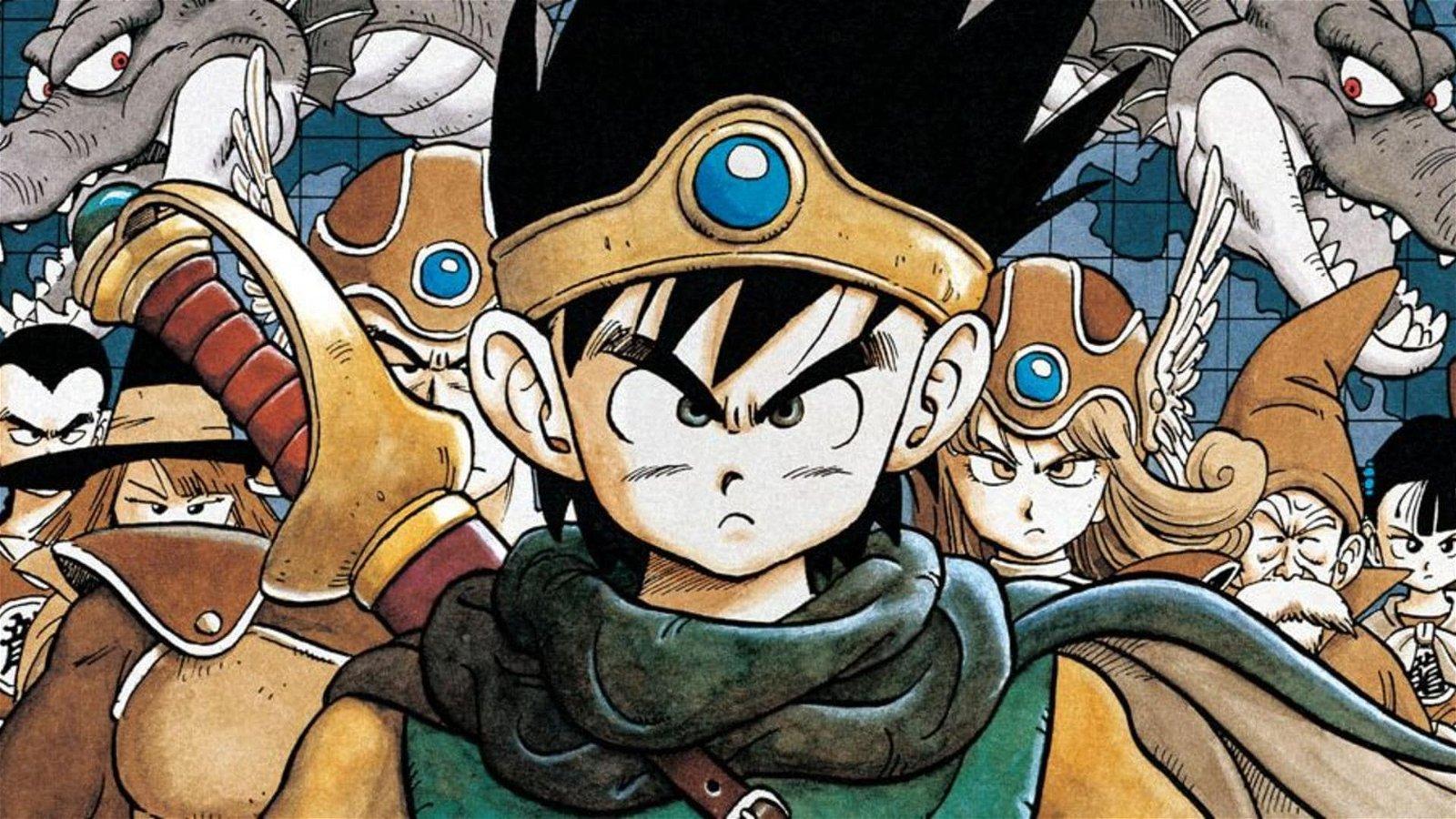 Dragon Quest Original Trilogy (Switch) Review 1