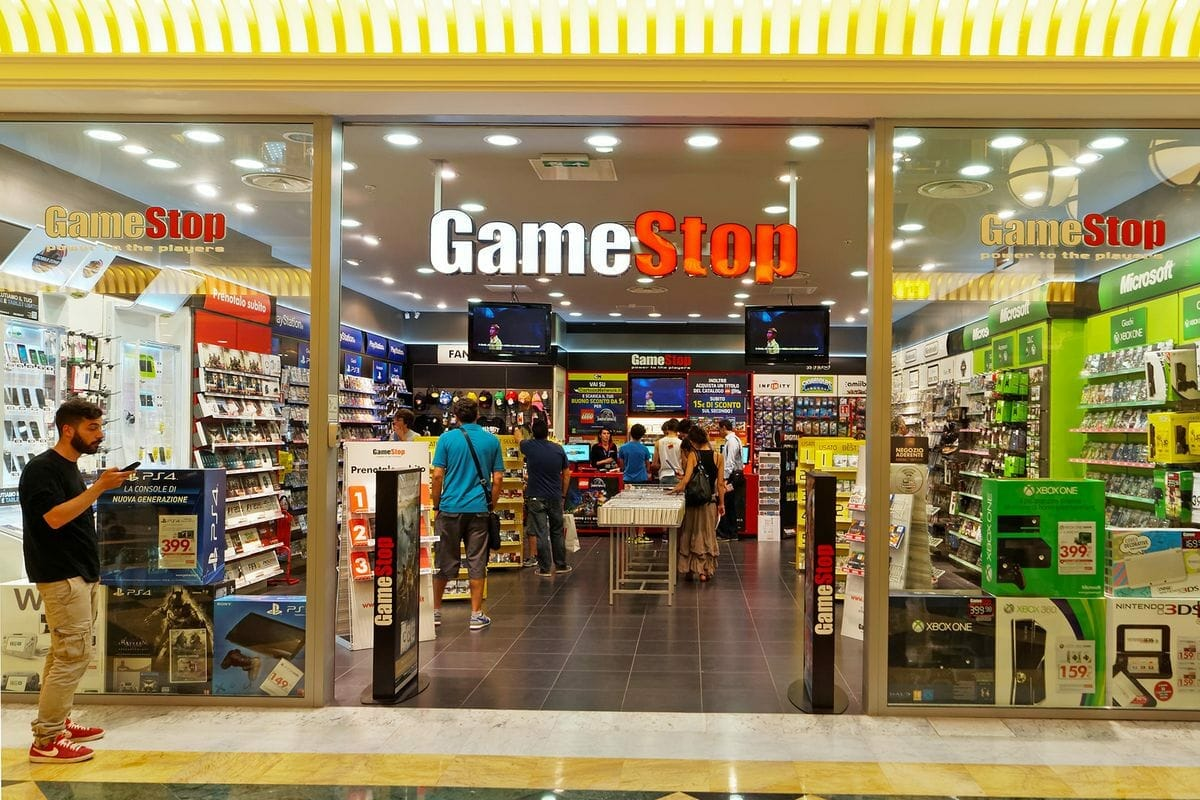 200 More GameStop Stores Set To Close