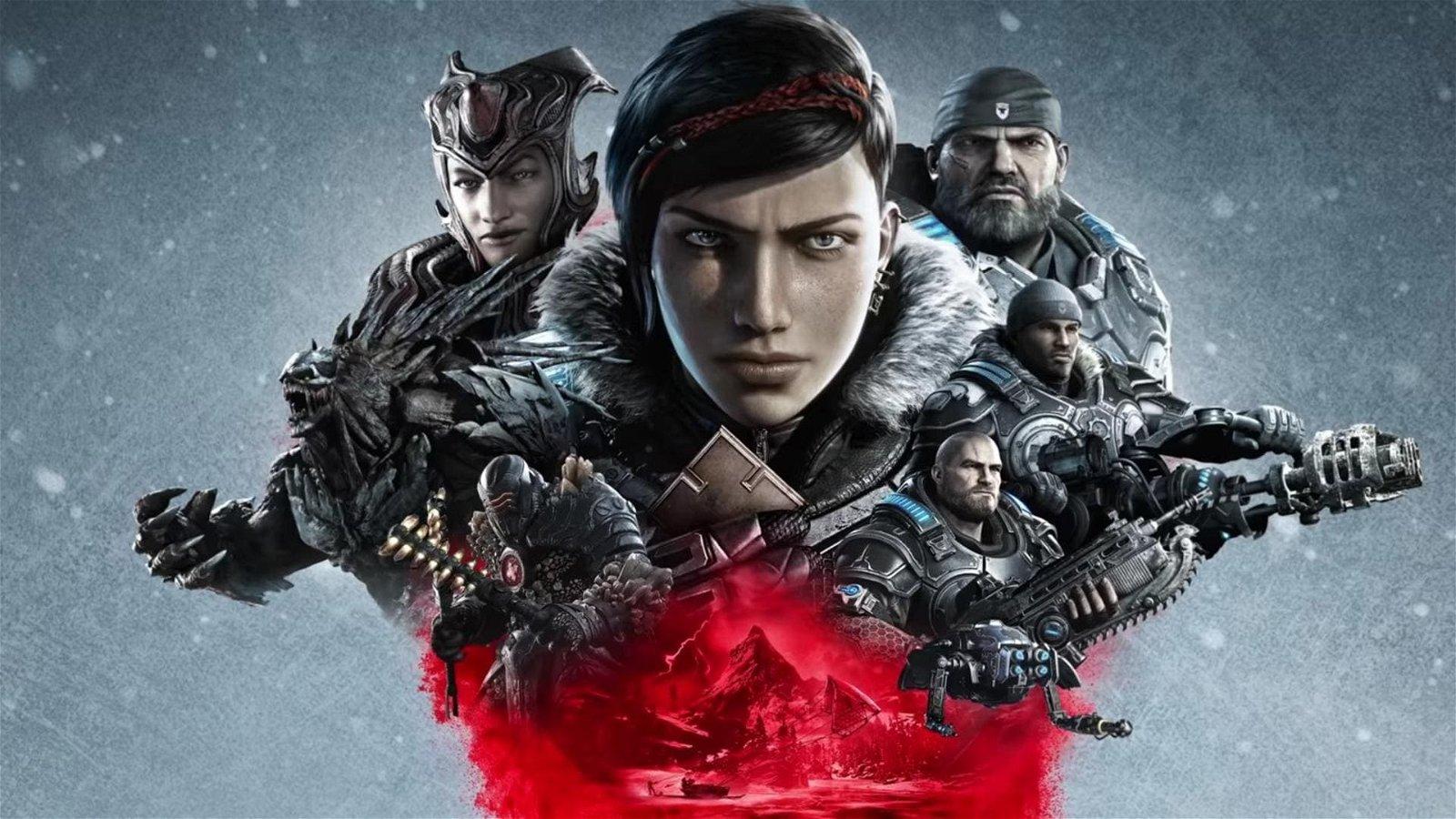 Gears of War 5 Review 1