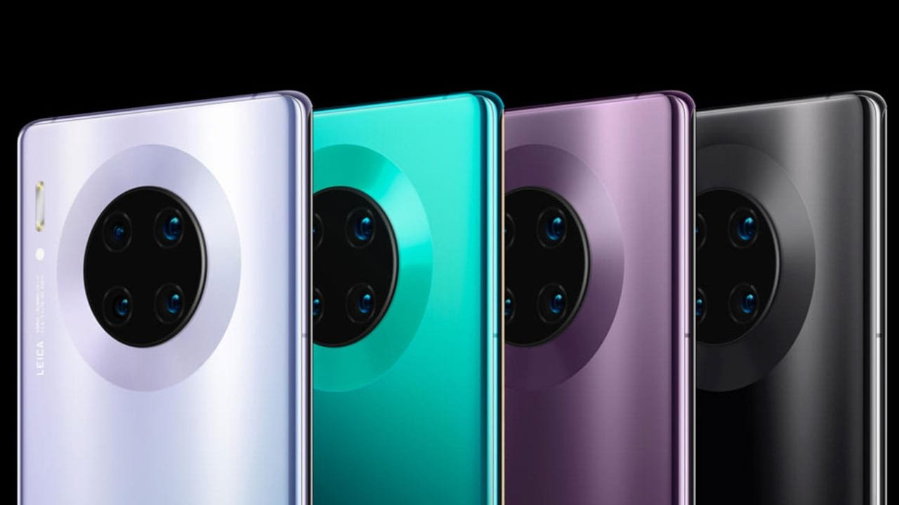 Huawei Launches Mate 30 And Variants, Lacks Google Services 3