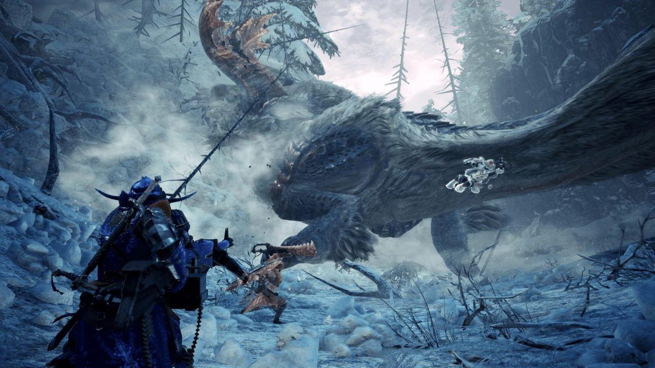 Monster Hunter World: Iceborne Review 2