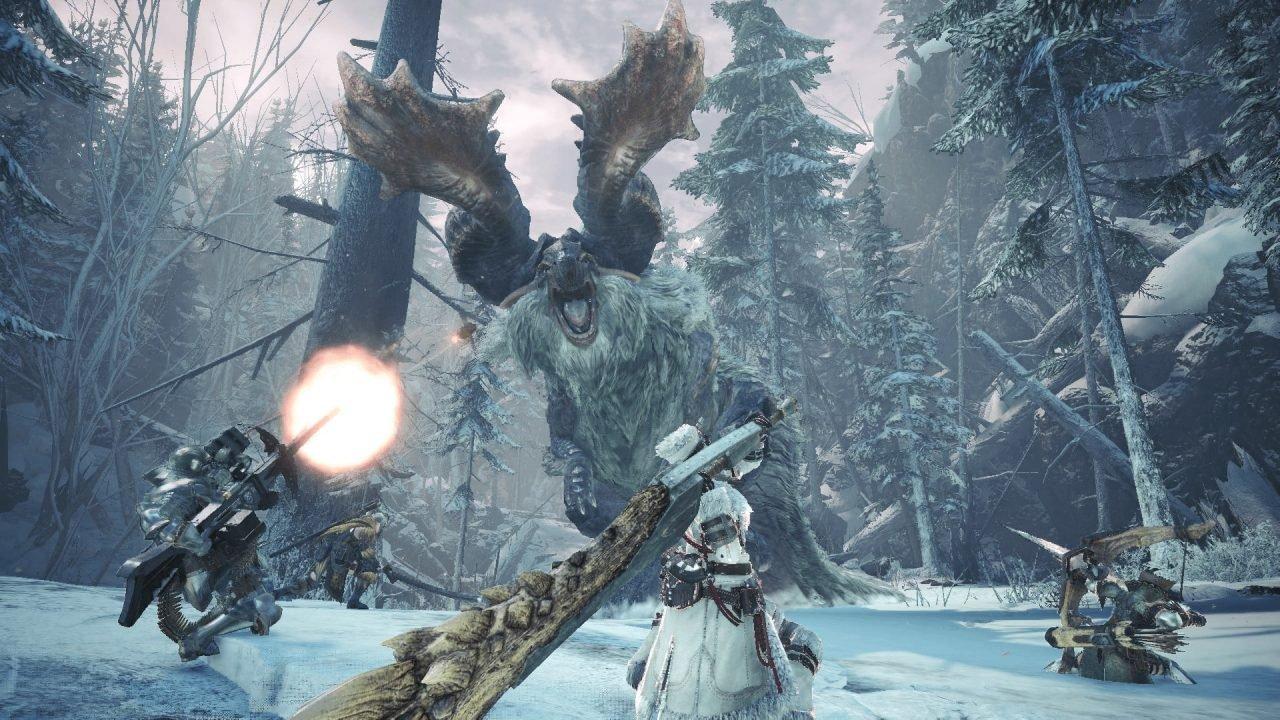 Monster Hunter World: Iceborne Review 6