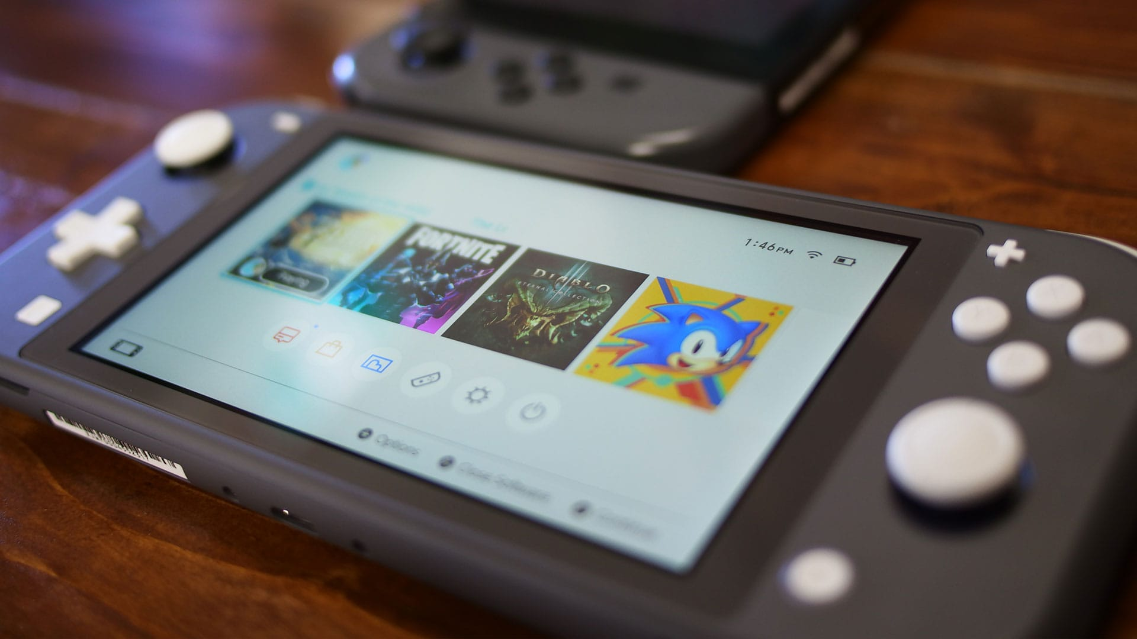 Nintendo Switch Lite Review 3