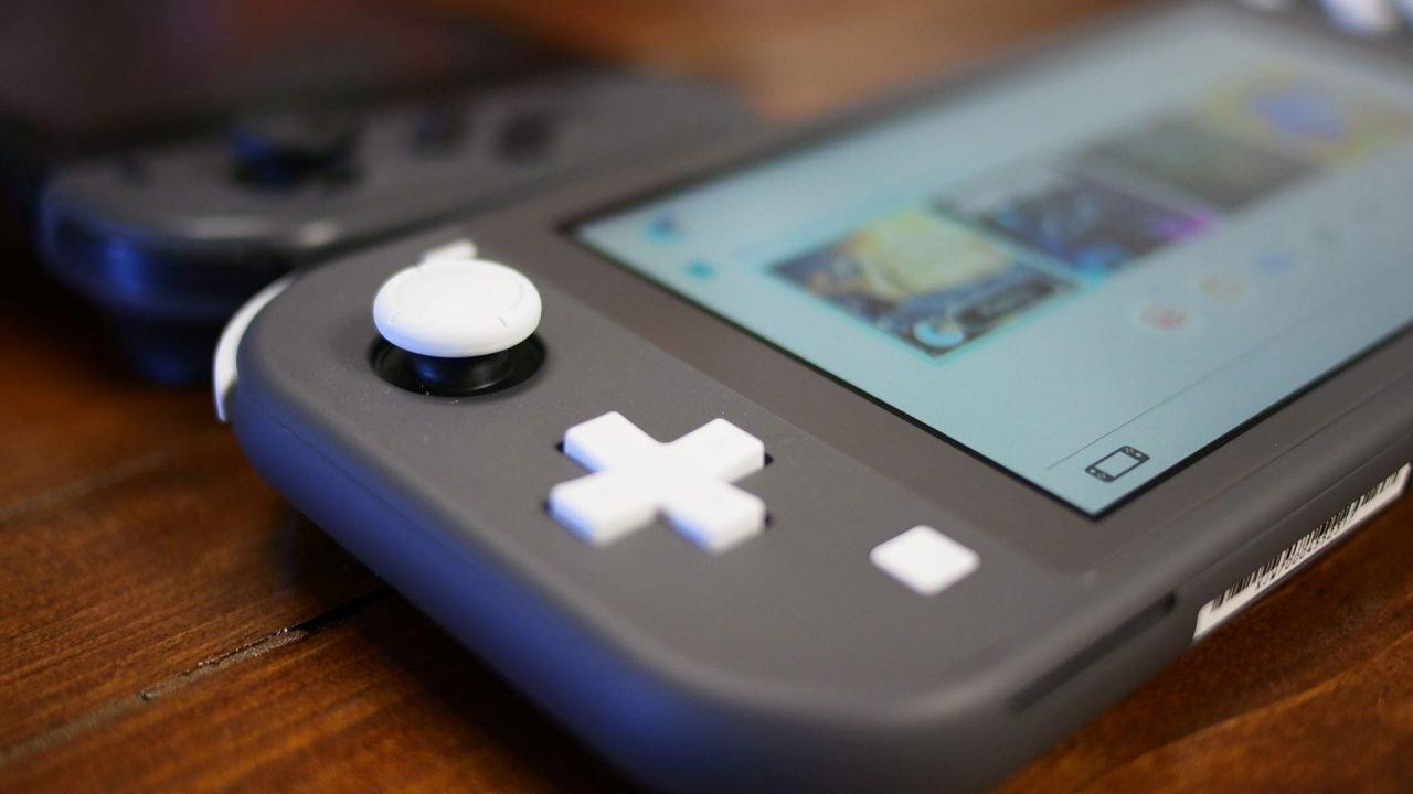 Nintendo Switch Lite Review 2