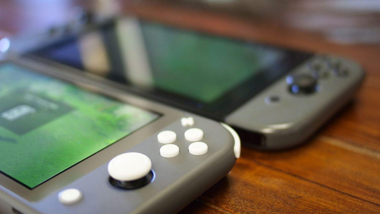 Nintendo Switch Lite Review 4
