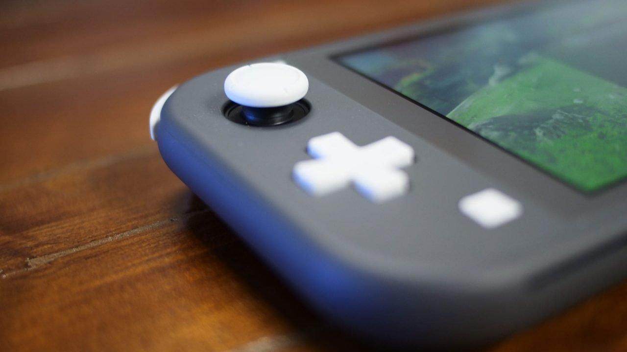 Nintendo Switch Lite Review 6