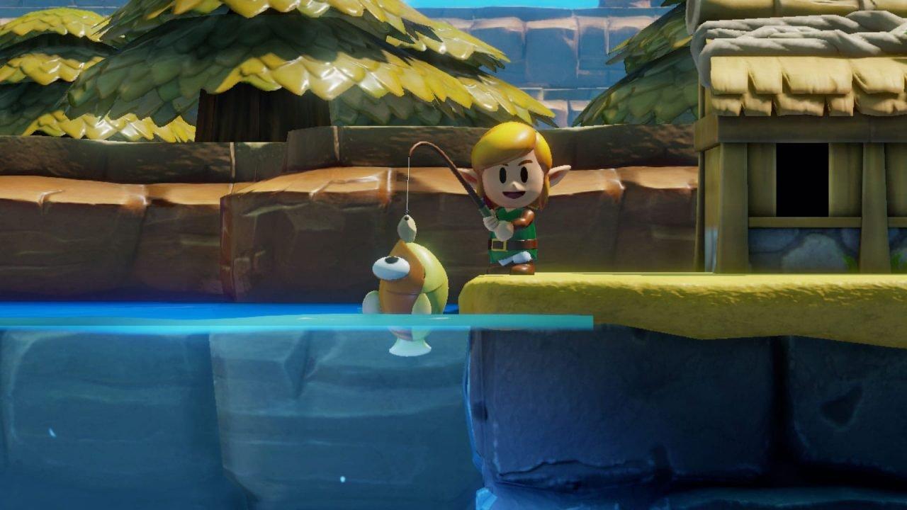 The Legend Of Zelda: Link's Awakening (Switch) Review 4