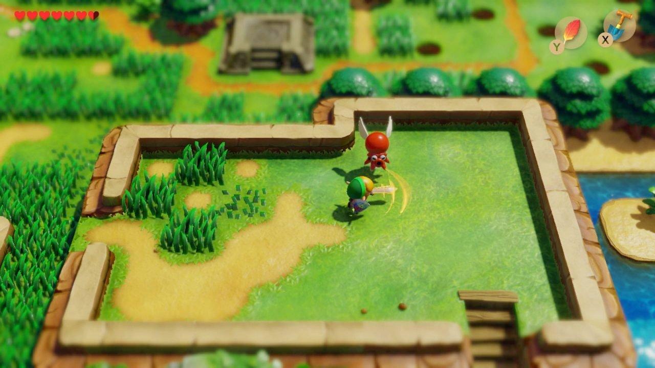 The Legend Of Zelda: Link's Awakening (Switch) Review 6