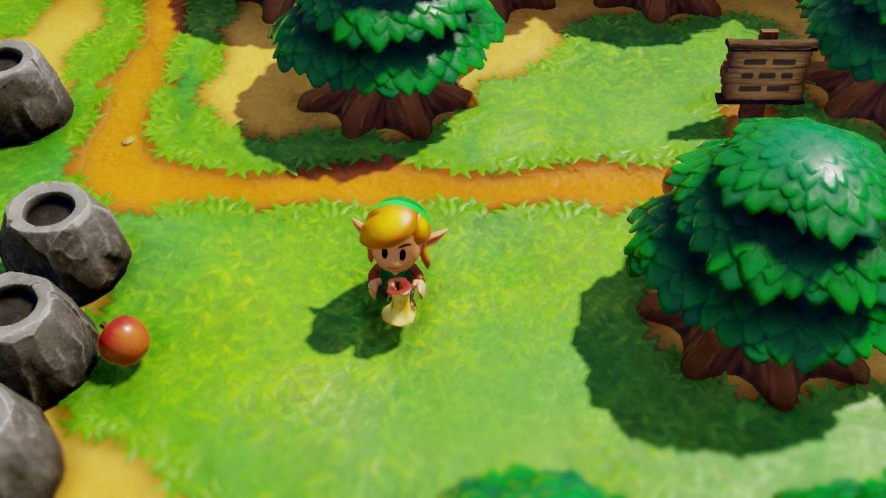 The Legend Of Zelda: Link's Awakening (Switch) Review 7