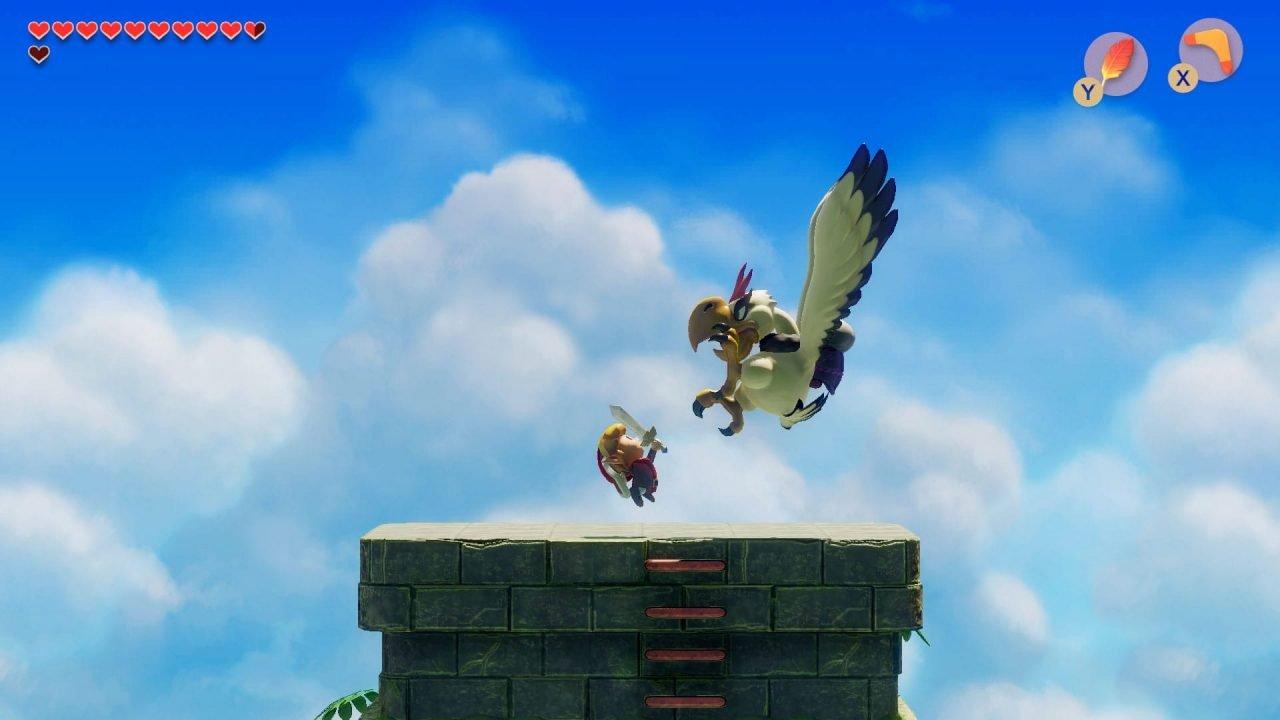 The Legend Of Zelda: Link's Awakening (Switch) Review 8