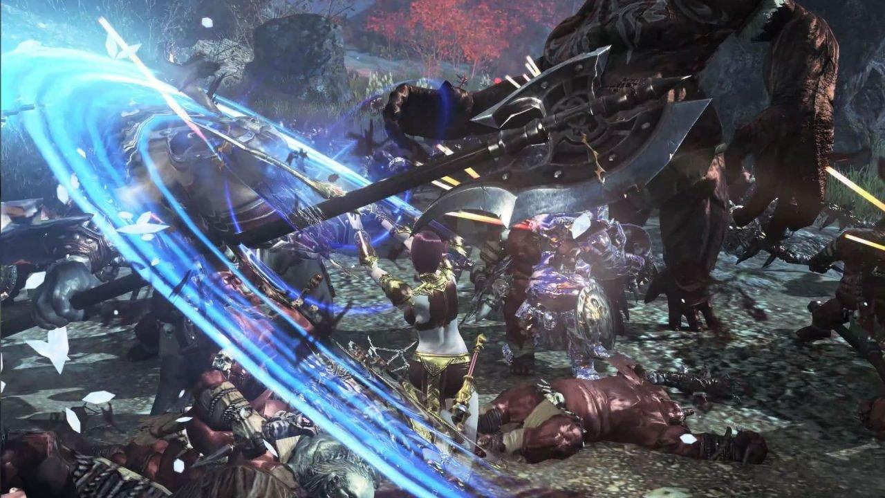 Gameforge Reveals Kingdom Under Fire 2 Spellsword Class