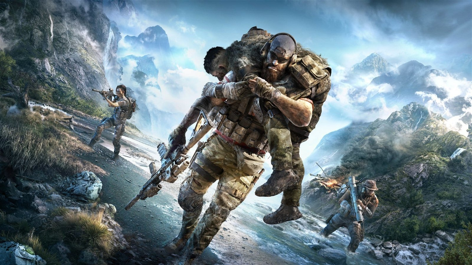 Ghost Recon Breakpoint Review 1