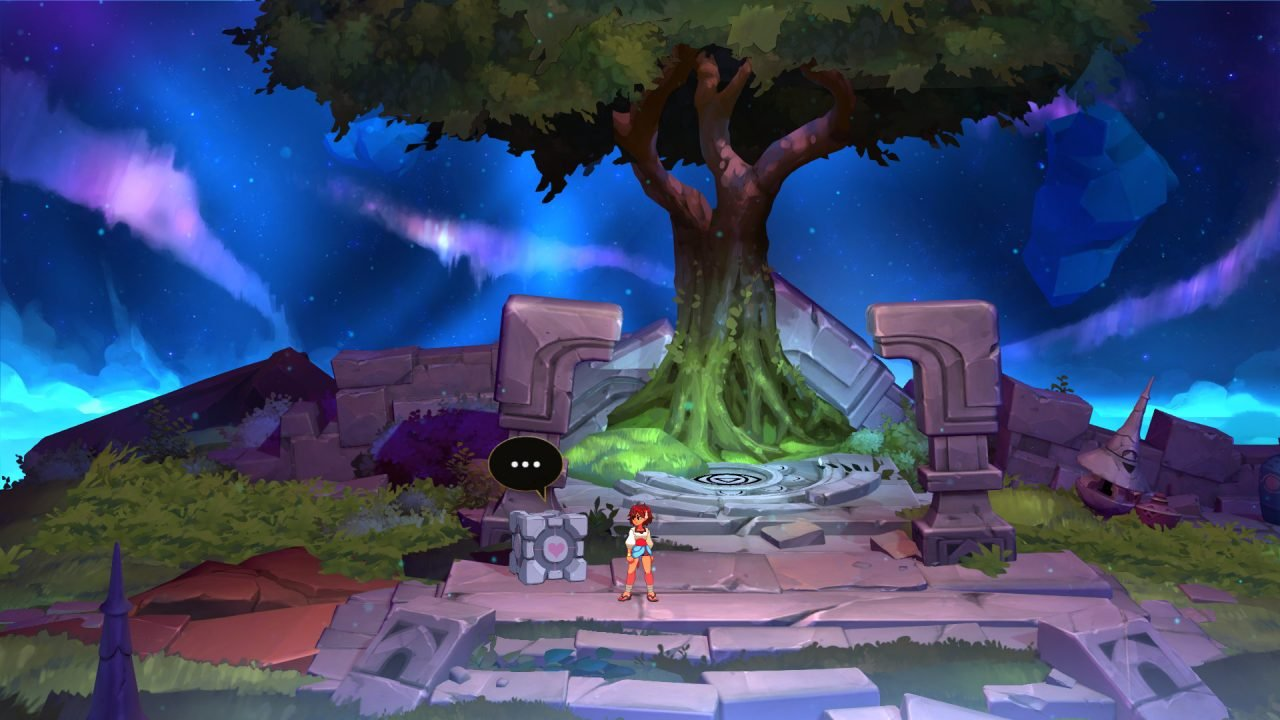 Indivisible (Ps4) Review 20