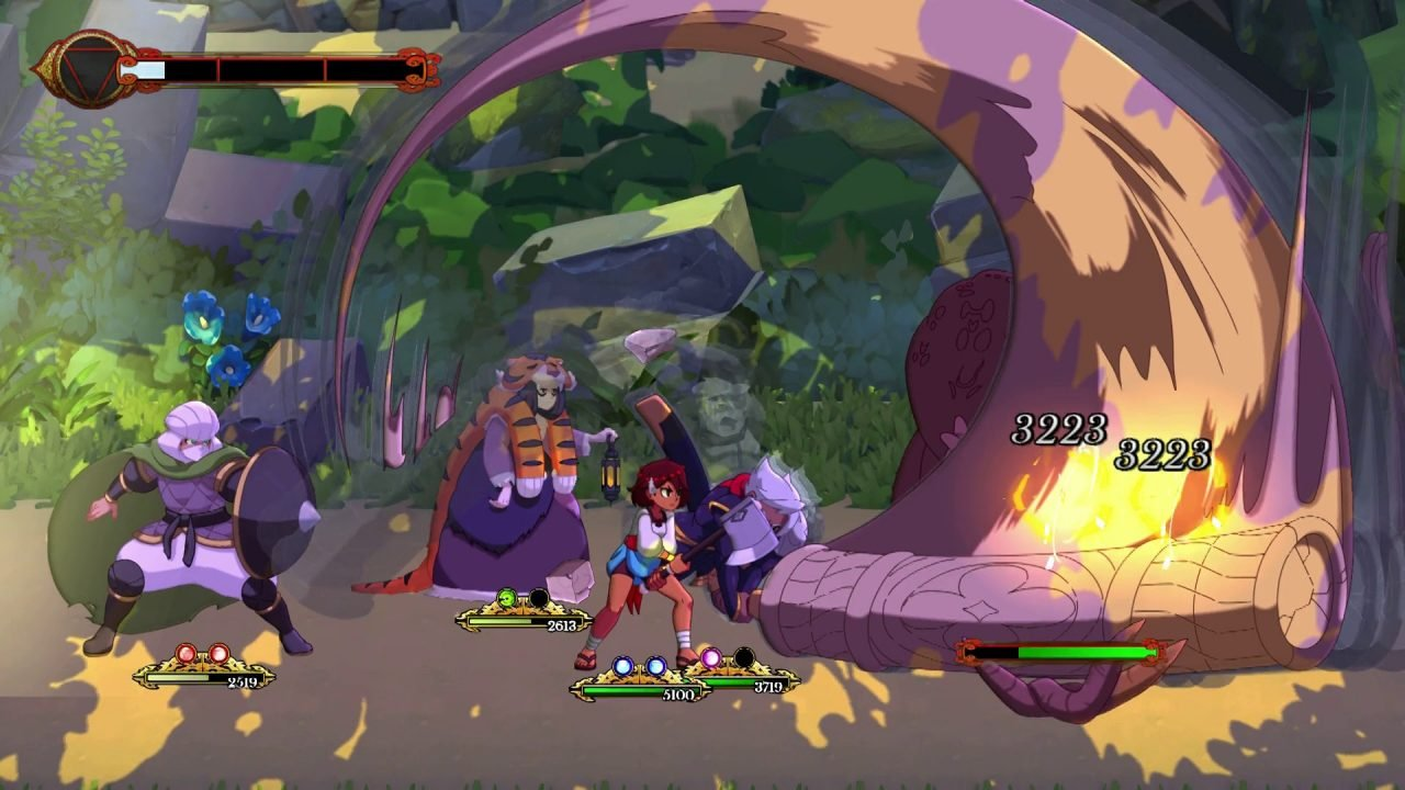 Indivisible (Ps4) Review 22