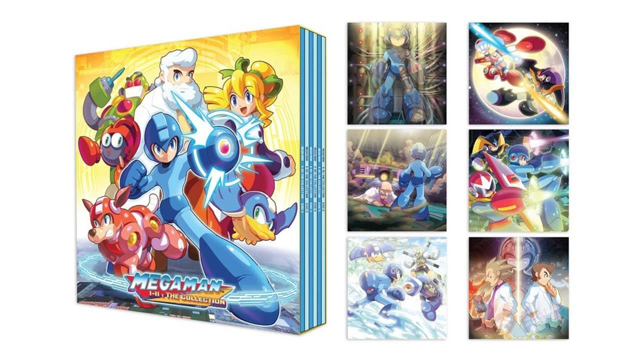 Mega Man OST Headed To Vinyl 2