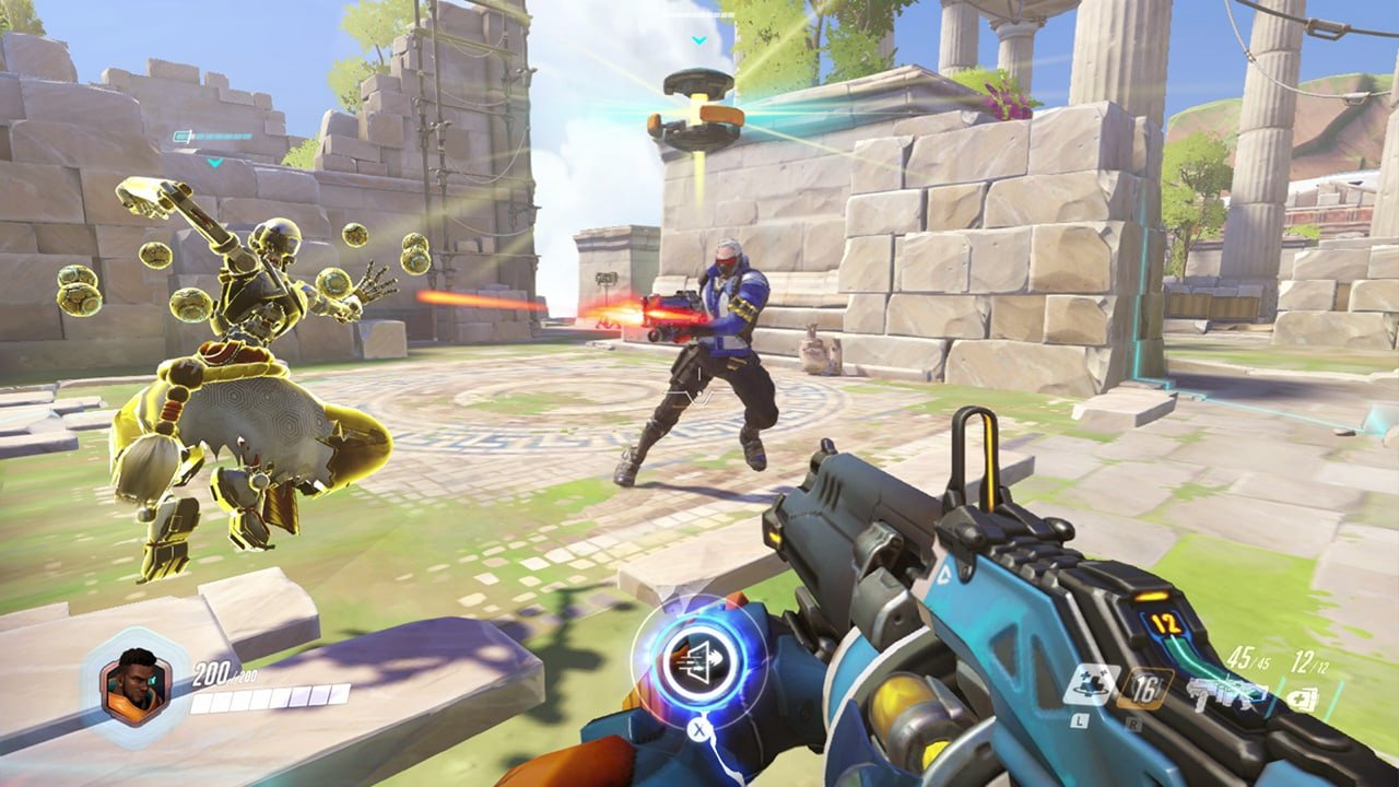 Overwatch (Switch) Review 2