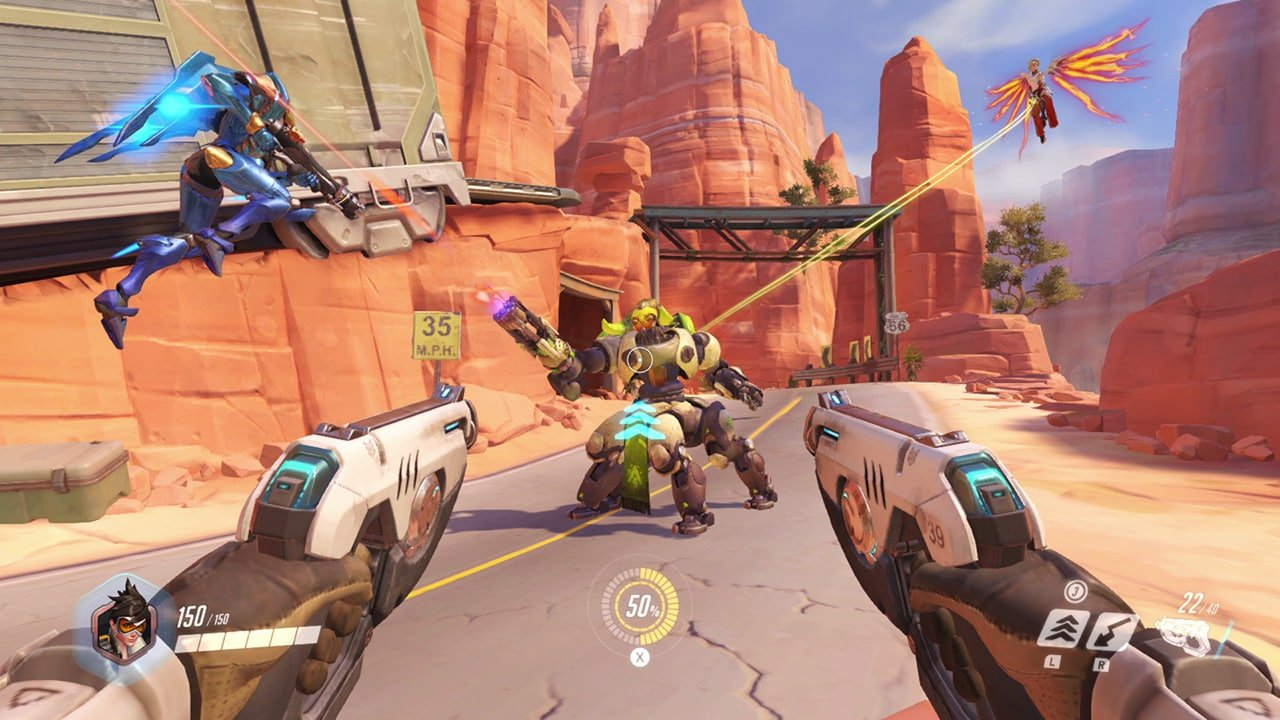 Overwatch (Switch) Review 3