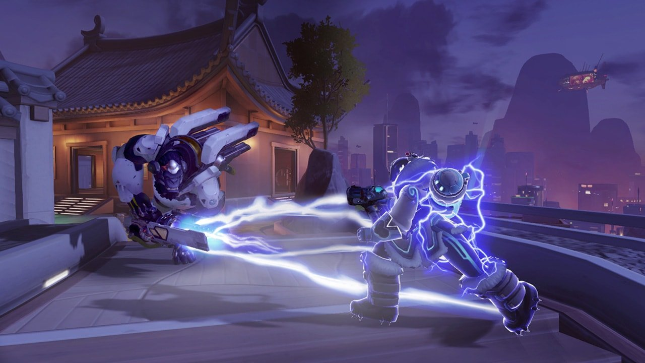 Overwatch (Switch) Review 4