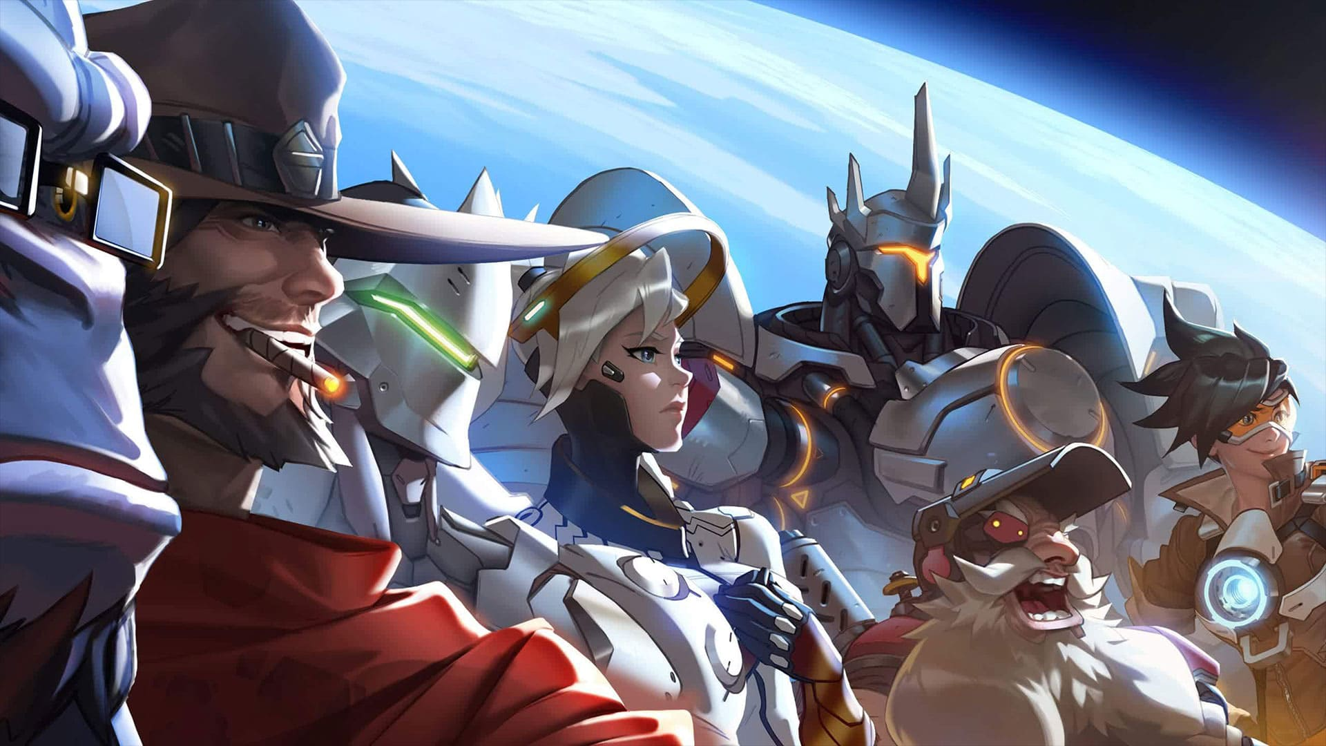 Overwatch (Switch) Review 1