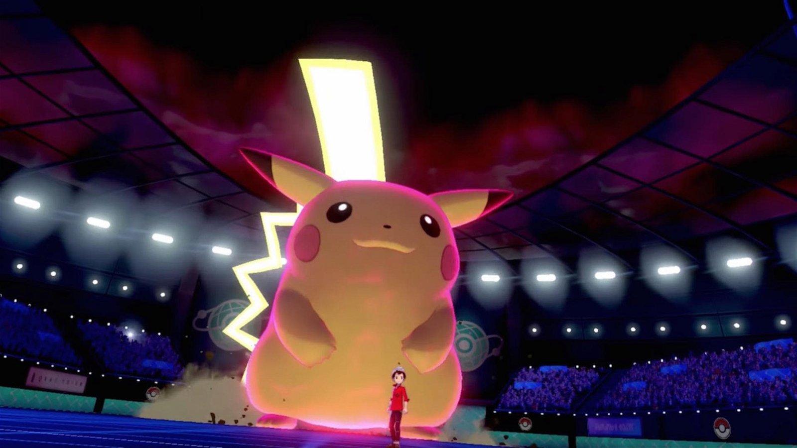 Pokemon Sword And Shield Introduces Bonus Gigantamax Forms 1