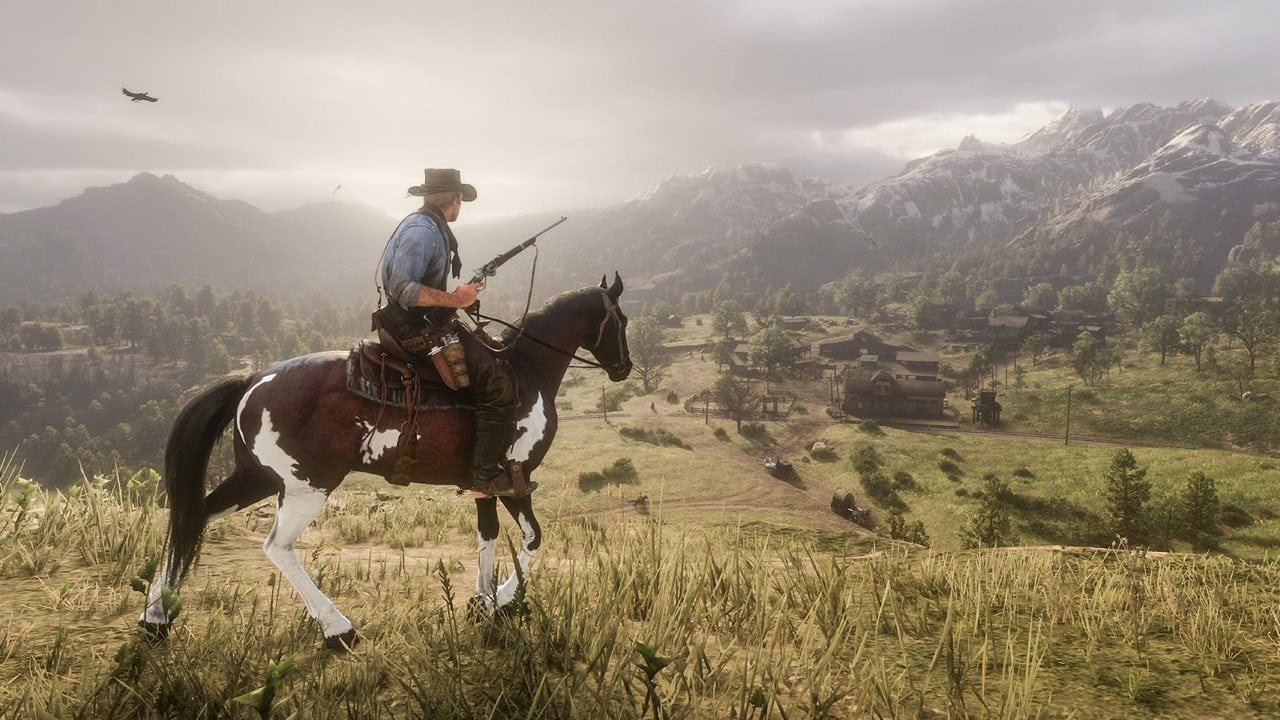 Red Dead Redemption 2 Headed To PC Early November