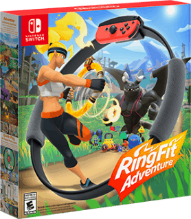 Ring Fit Adventure (Switch) Review 6