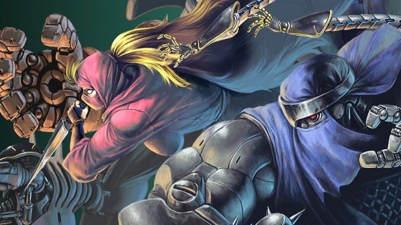 The Ninja Saviors - Return of the Warriors Review 2