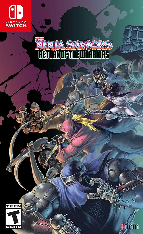 The Ninja Saviors - Return of the Warriors Review 3