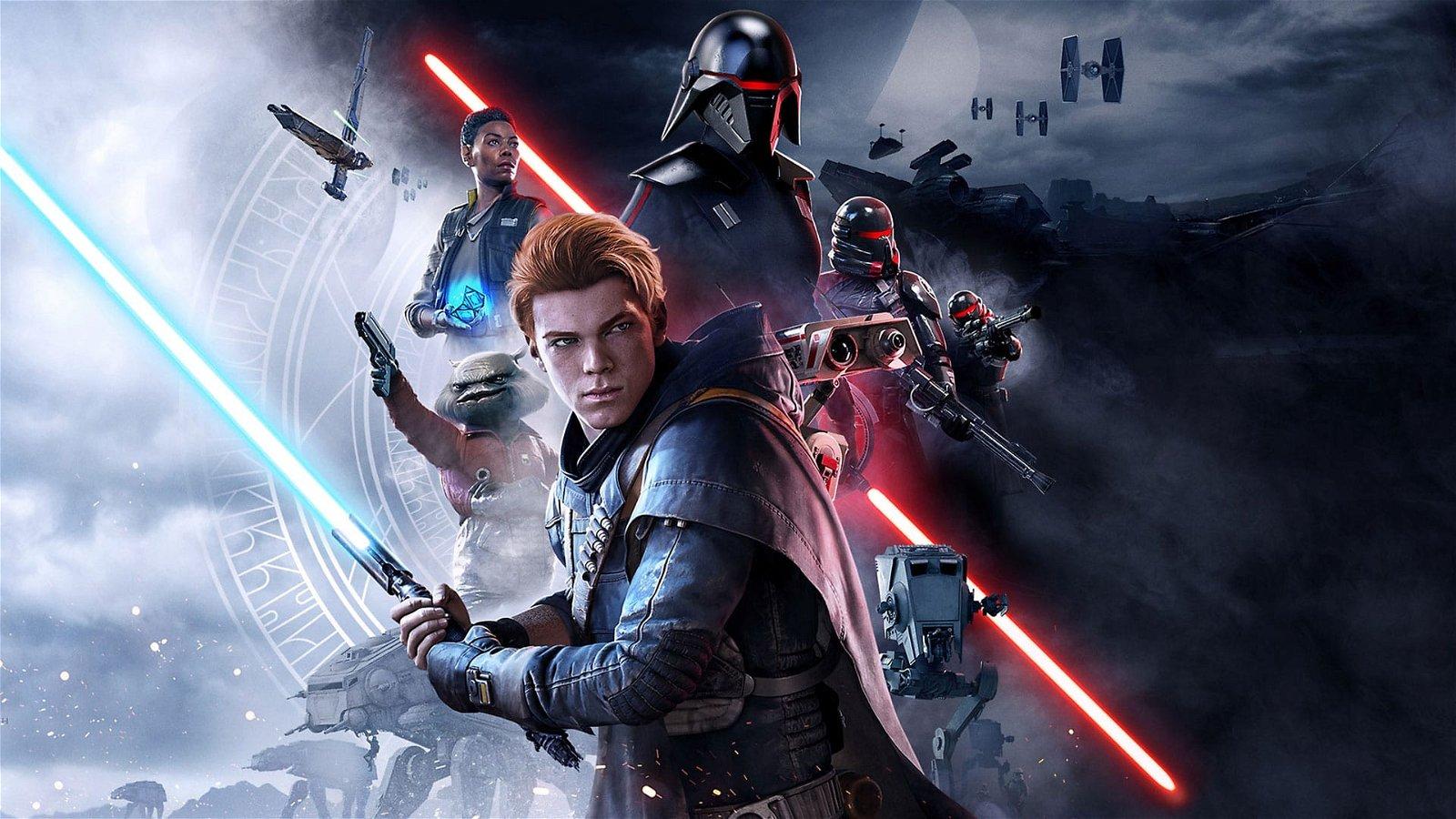 Tour De Force: A Star Wars Jedi: Fallen Order Preview 1
