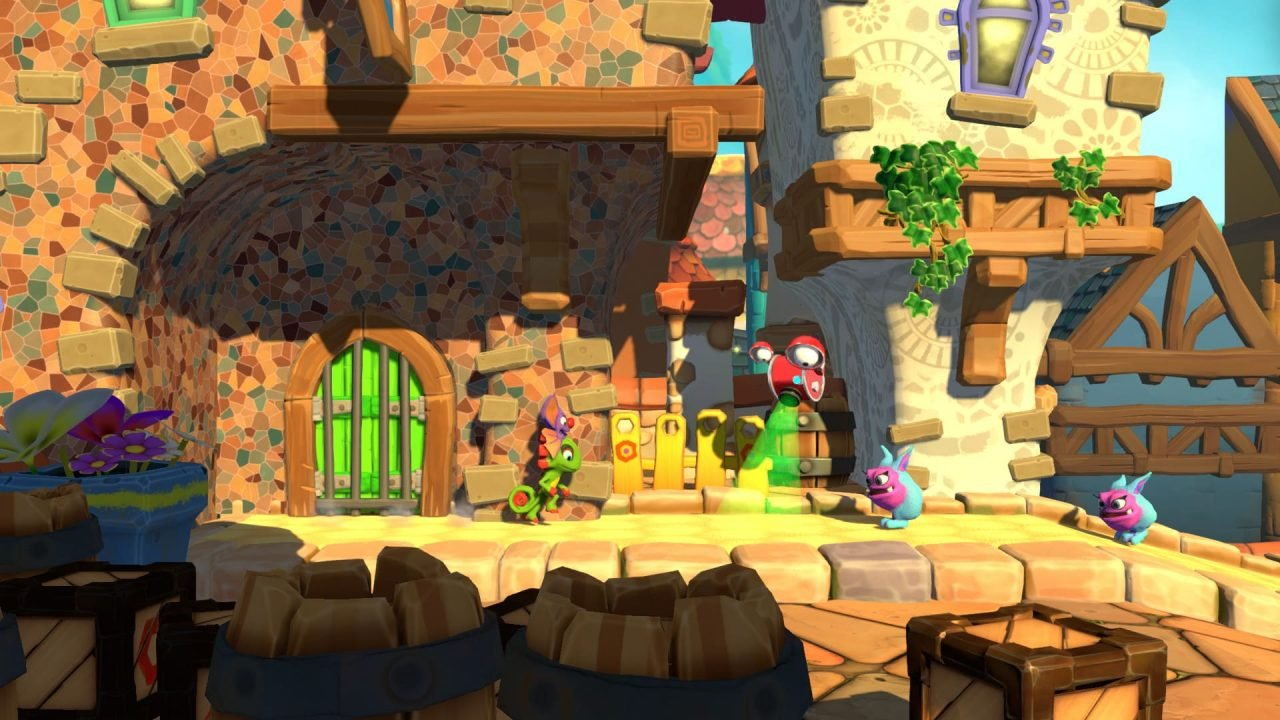 Yooka-Laylee And The Impossible Lair Review 4