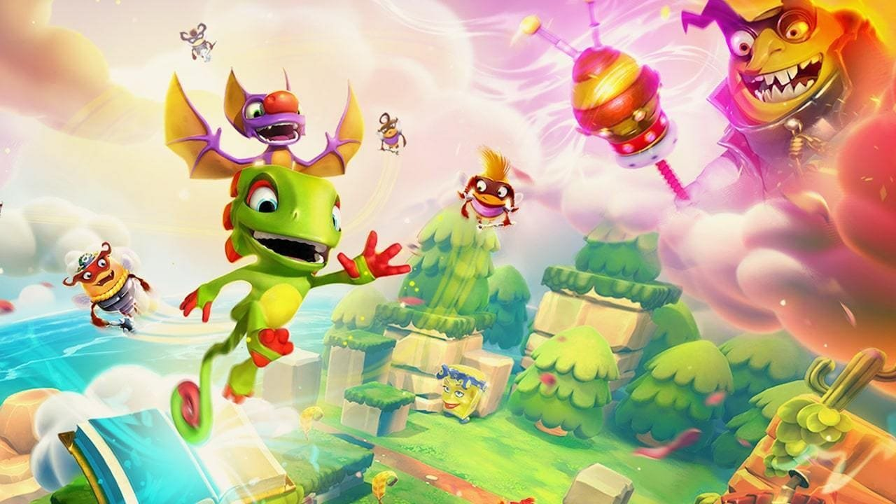 Yooka-Laylee and the Impossible Lair Review 8