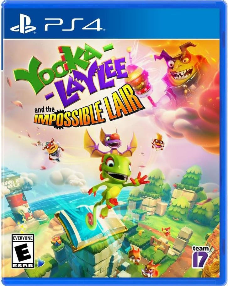 Yooka-Laylee and the Impossible Lair Review 1