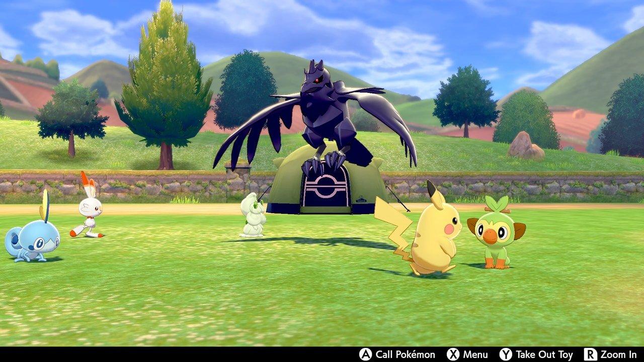 Pokémon Shield (Switch) Review
