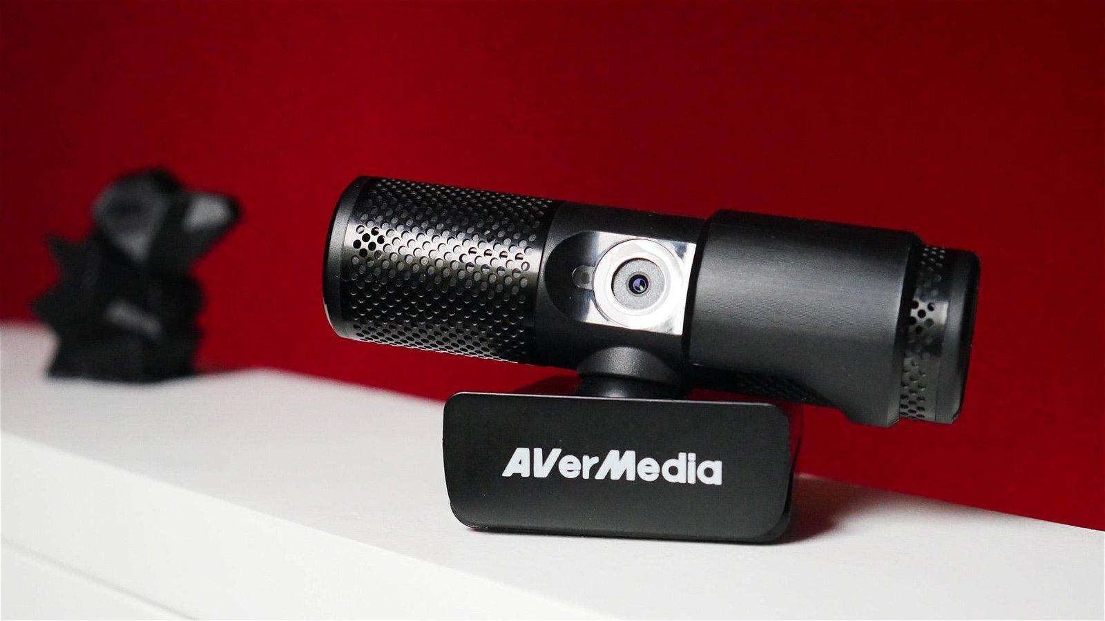 AverMedia Live Streamer CAM 313 Review 3