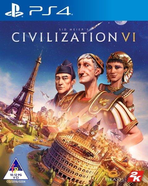 Civilization VI (PS4) Review 5