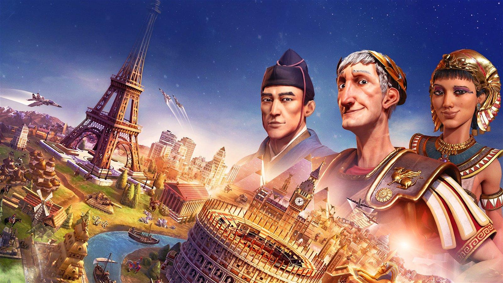 Civilization VI (PS4) Review 4