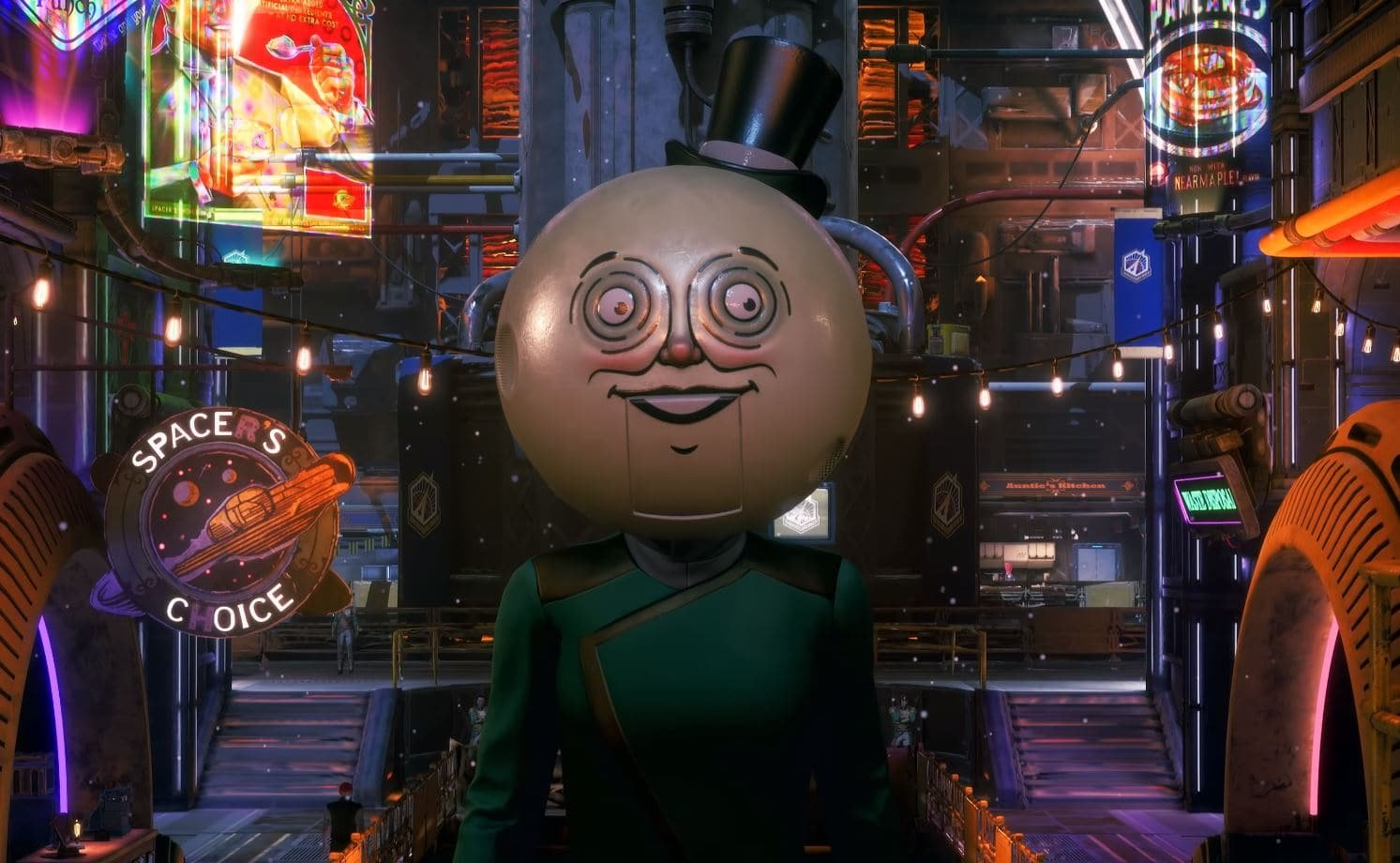 Microsoft Takes Over Publishing For The Outer Worlds
