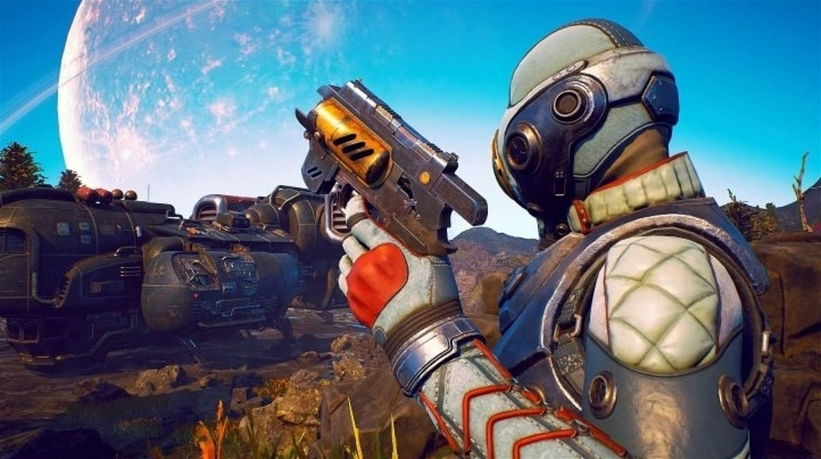 Exploring The Outer Worlds: An Interview with Senior Narrative Designer Megan Starks. 1