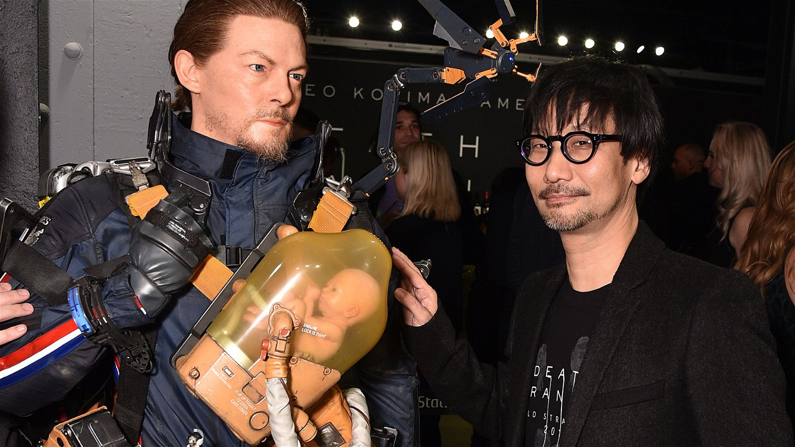 Fractured World: The Art of Death Stranding Connects Fans to the Game in New York 15