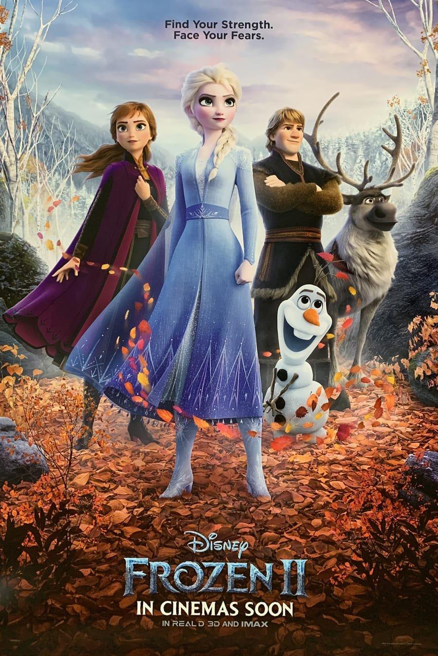 Frozen 2 (2020) Review