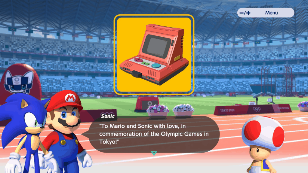 Mario And Sonic At The Olympic Games Tokyo 2020 Review 2