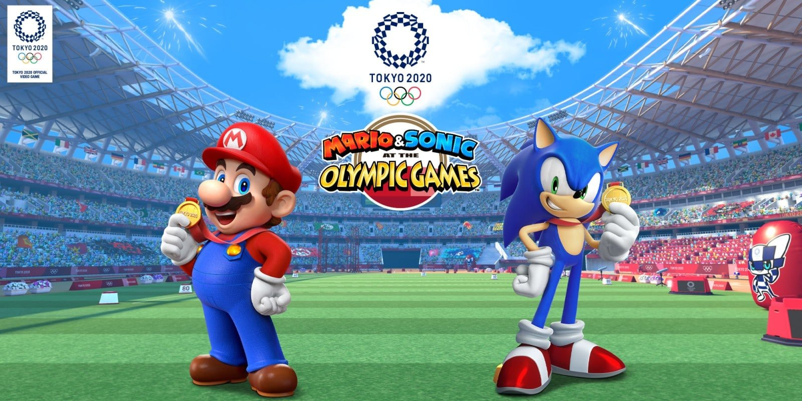Mario and Sonic at The Olympic Games Tokyo 2020 Review 5