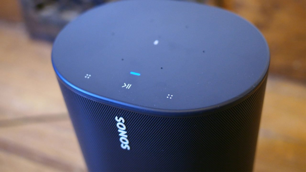 Sonos Move (Hardware) Review 1