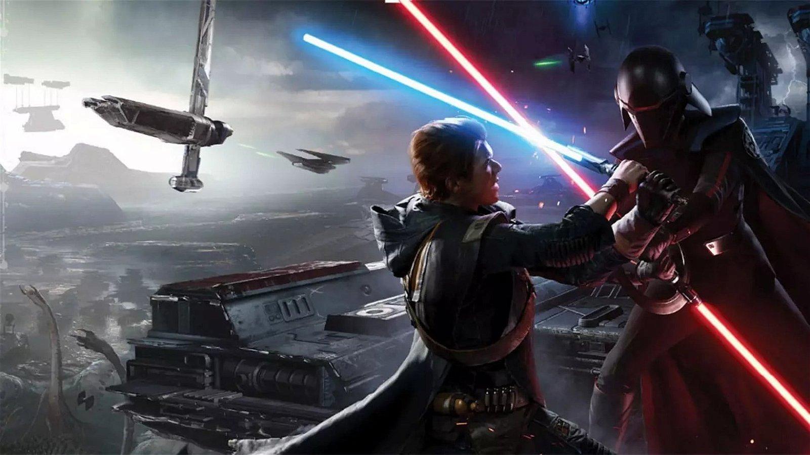 Star Wars Jedi: Fallen Order Review 1